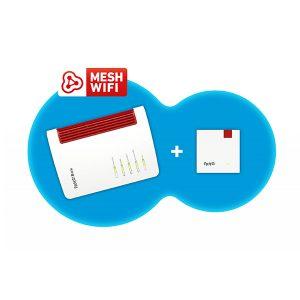 AVM-Fritz!Box-MESH Set 7530+1200 -במבצע 36 תשלומים